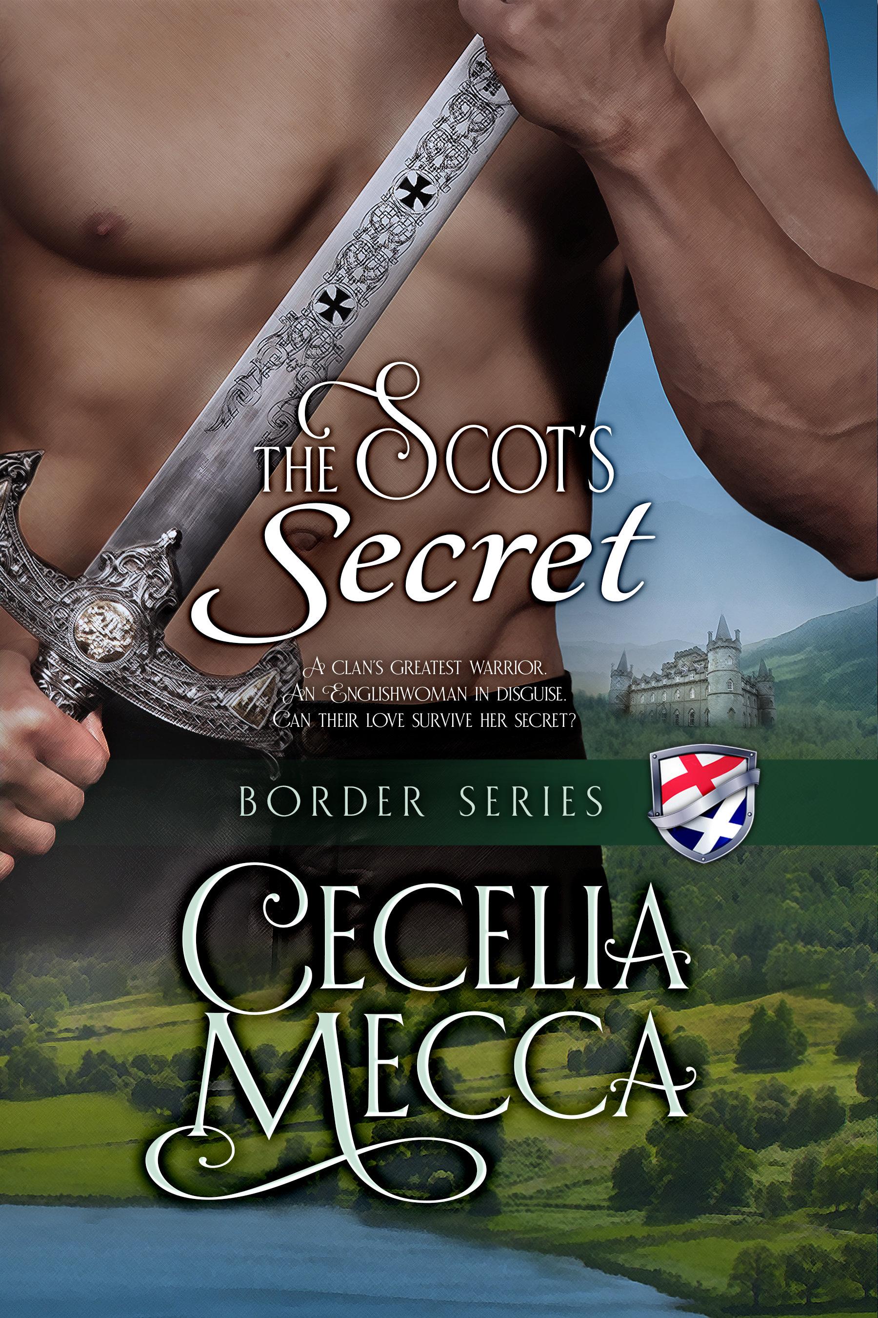 The Scot's Secret: Border Series Book 4 00005
