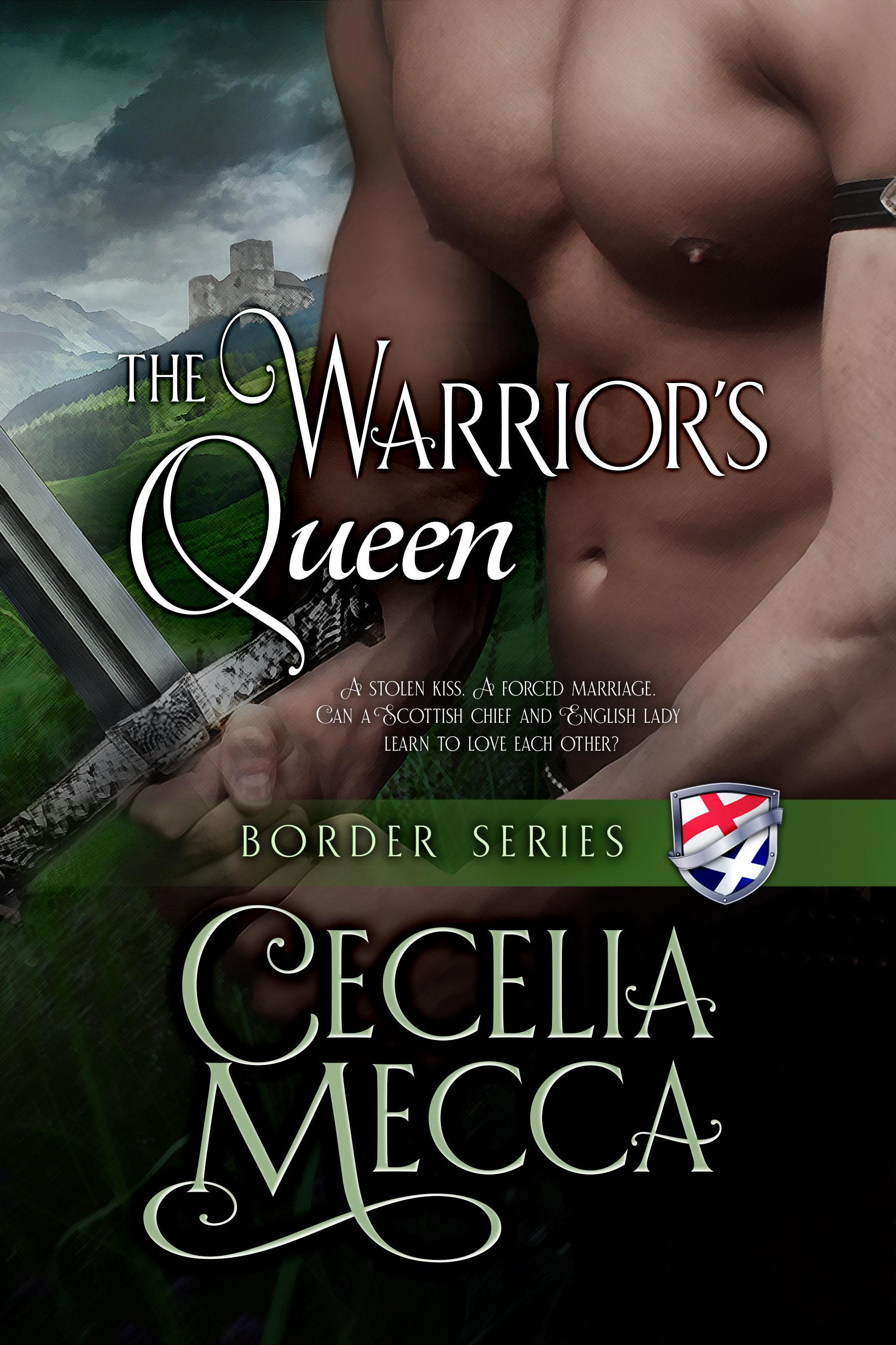 The Warrior's Queen: Border Series Book 6 00012