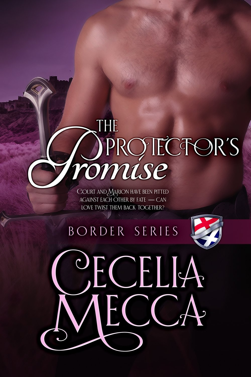 The Protector's Promise: Border Series Book Seven