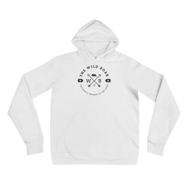 The Wild Boar - Unisex hoodie 00021