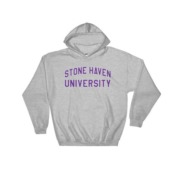 Stone Haven- Unisex Hooded Sweatshirt 00027