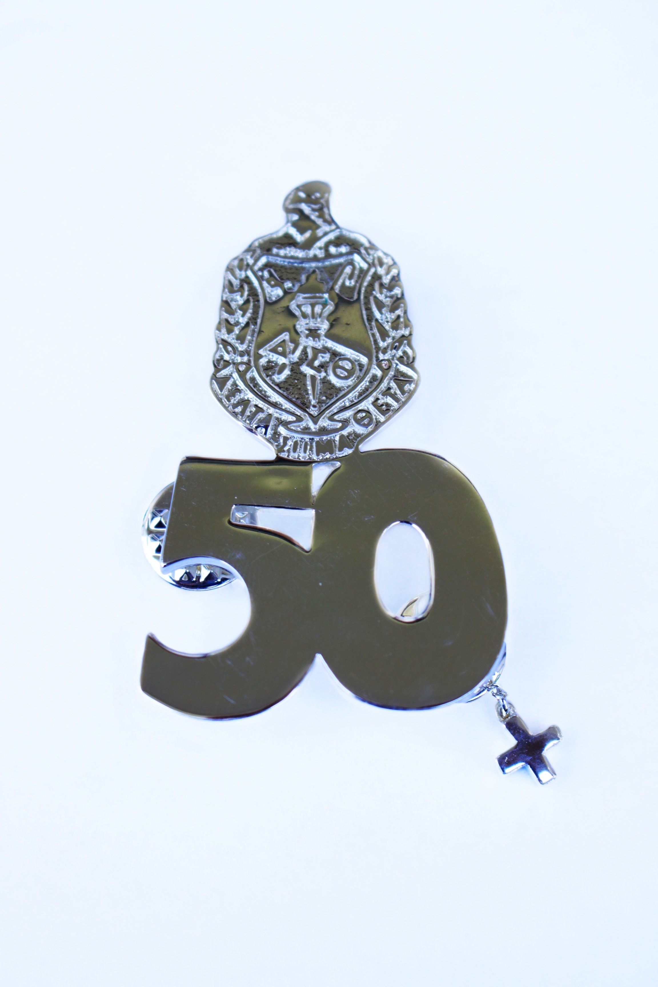 The DST 50 Year Plus Pin 00098