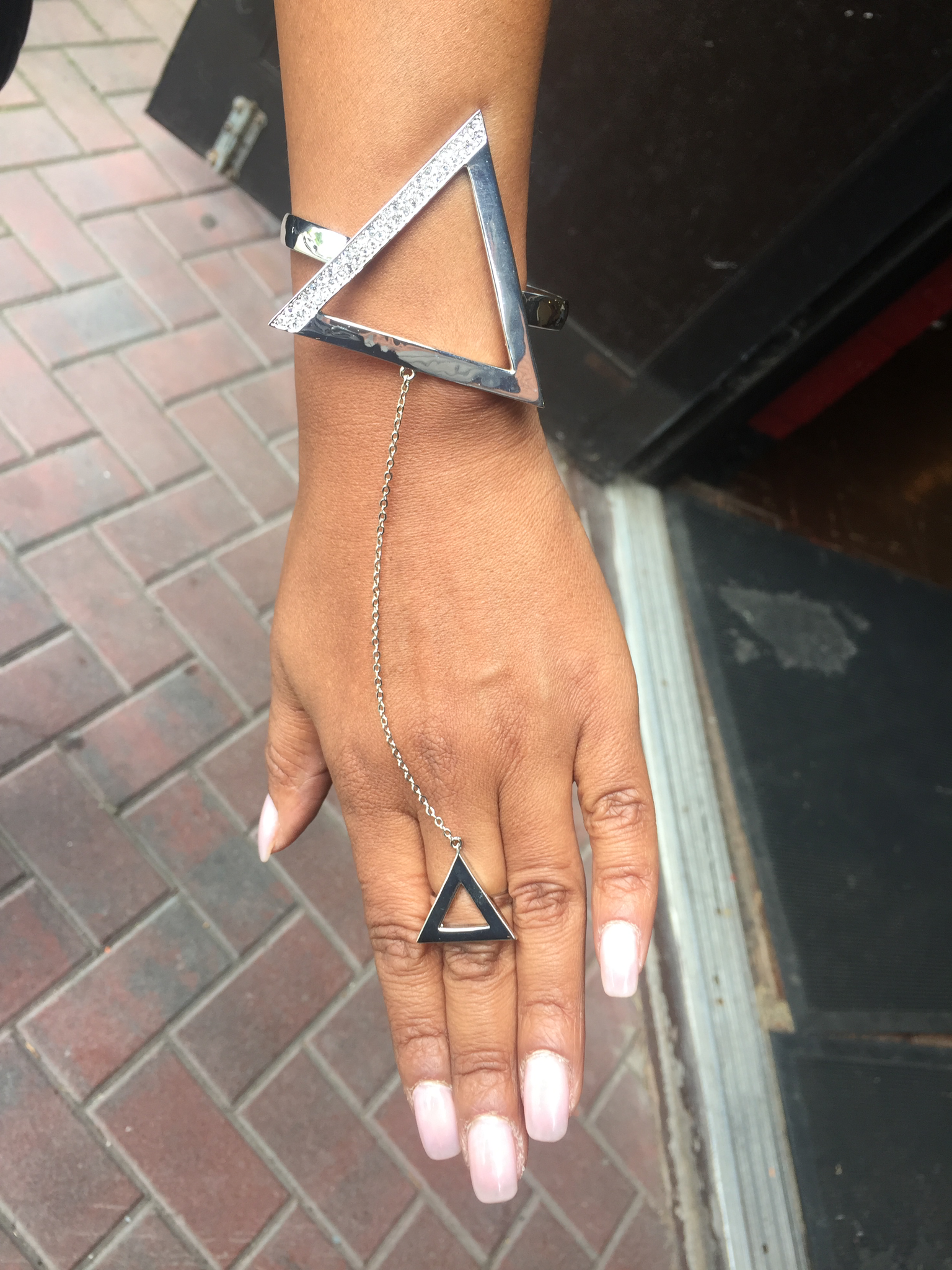 The Pyramid Connection Bangle