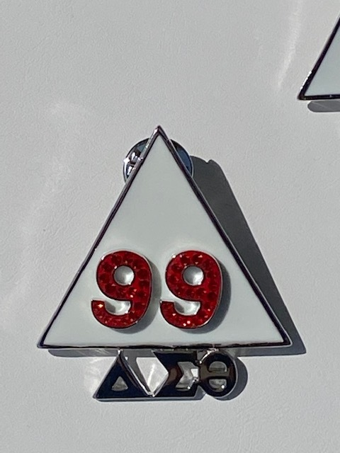 Line Number Pin - Double Digit 00139