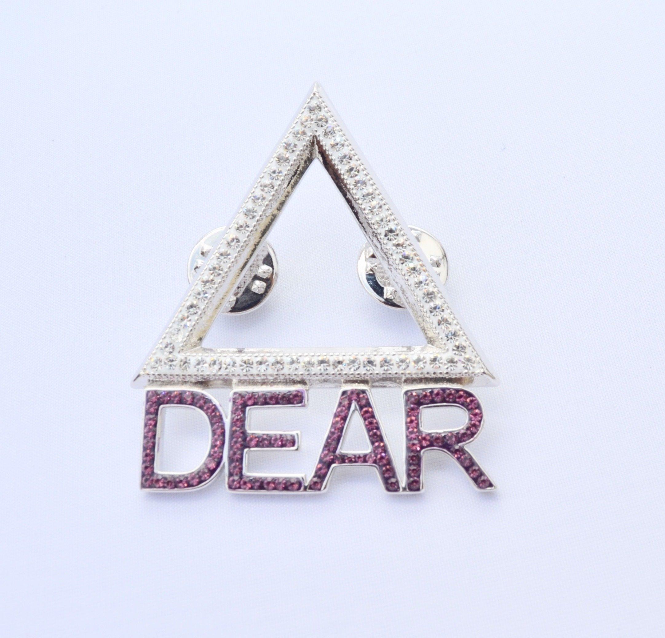 Delta Dear Pin 00011