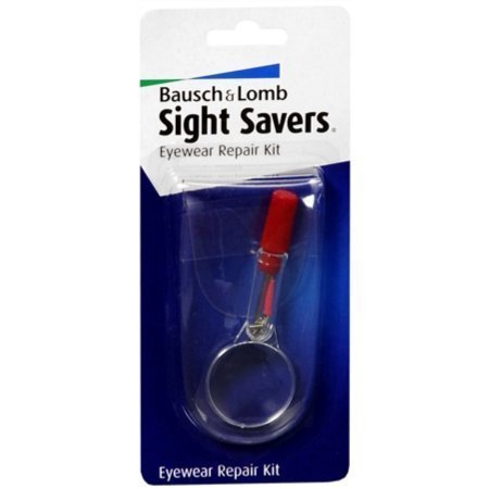Bausch & Lomb Sight Savers Eyewear Repair Kit