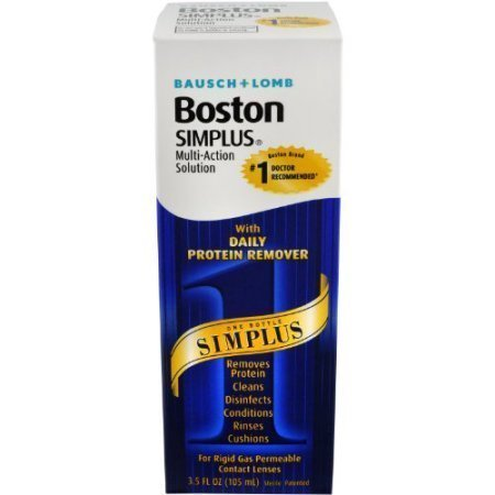 Boston Simplus Multi-Action Solution 3.5oz