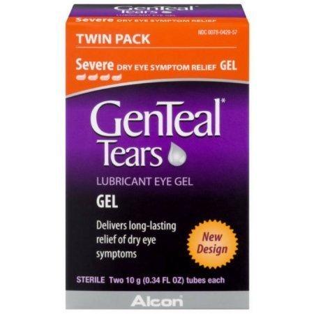 GenTeal Lubricant Eye Gel Severe Dry Eye Relief 20 mL
