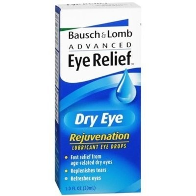 Bausch & Lomb Advanced Eye Relief Rejuvenation Lubricant Eye Drops