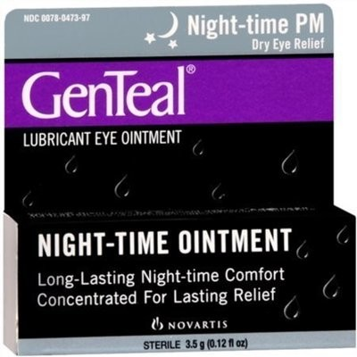 GenTeal PM Lubricant Eye Ointment 3.50 G