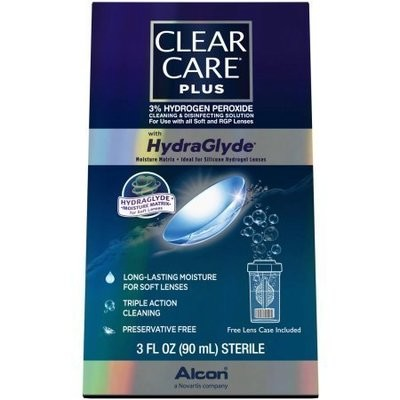 Clear Care Plus with HydraGlyde 3oz