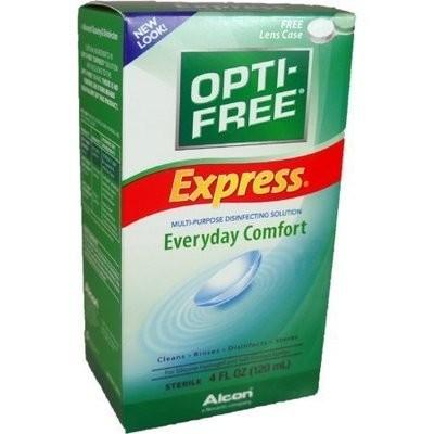 OPTI-FREE EXPRESS Everyday Comfort, 4 oz