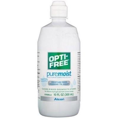 OPTI-FREE Pure Moist Multi-Purpose Disinfecting Solution 10 oz