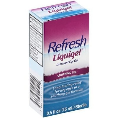 REFRESH LIQUIGEL Lubricant Eye Gel 0.50 oz