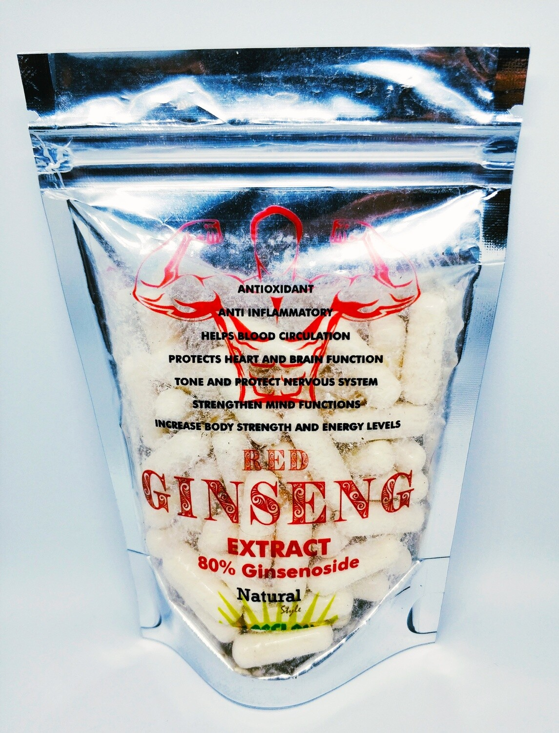 GINSENOSIDE 80% - Red Ginseng Extract