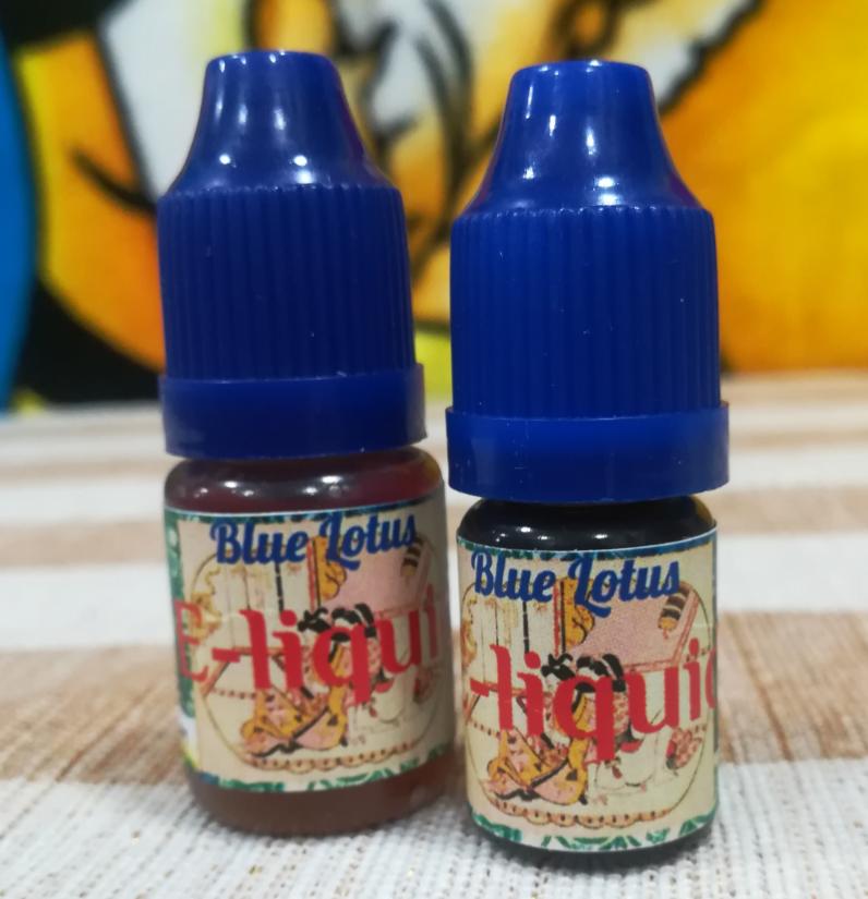 Blue Lotus E-liquid