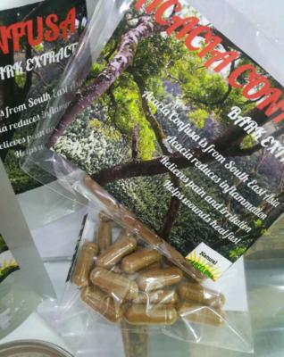 Acacia Confusa bark extract Capsules