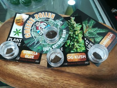 RESIN EXTRACTS