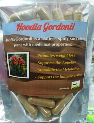 50 Capsules HOODIA GORDONII, Kalahari cactus, African Hats, Queen of the Namib, Bushman's Ha