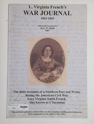 L. Virginia French's War Journal