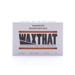 WAXTHAT Wakeskate & Wakeboard Wax 00012