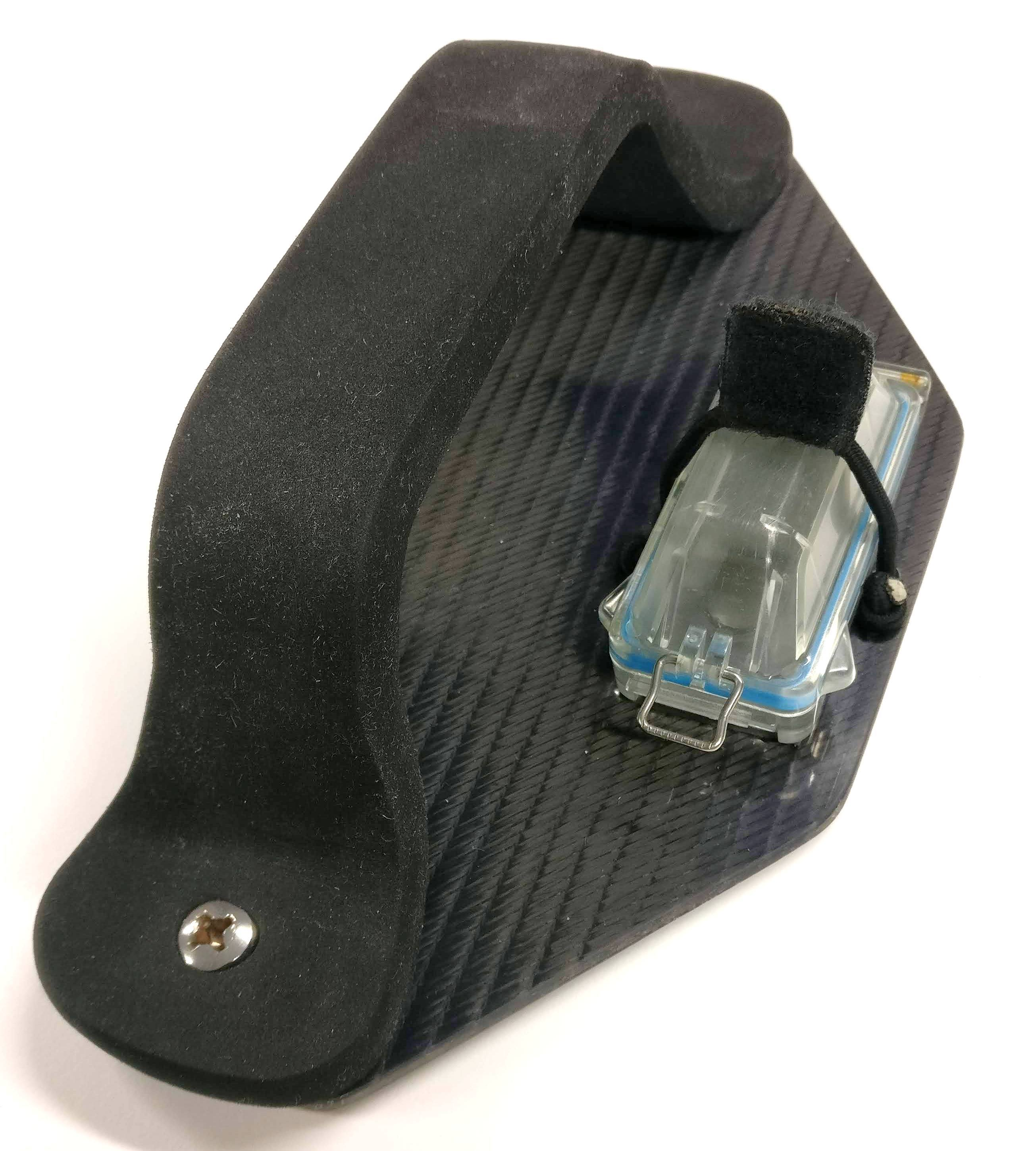 Custom WOO sports and Duotone PIQ Carbon holder - pad