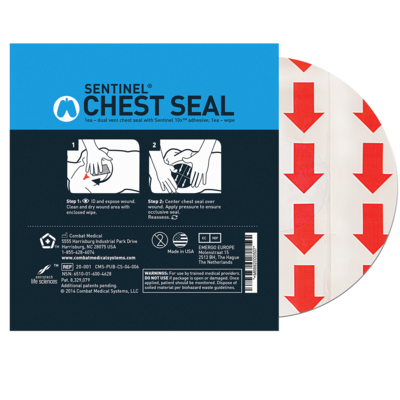 Sentinel Chest Seal (Vented)