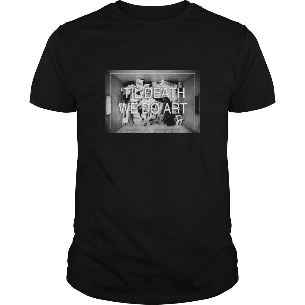 'Til Death T-shirt 00008