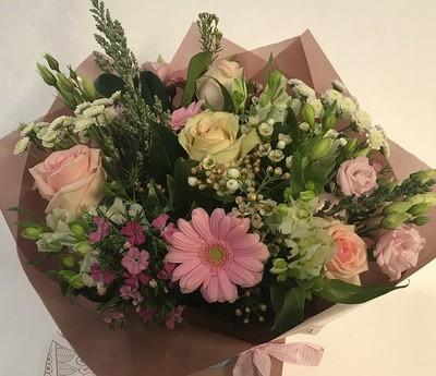 Mothering Sunday Pastel Bouquet