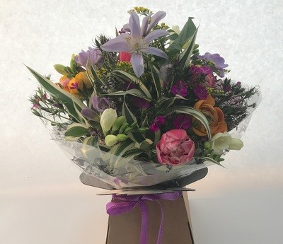 Mothering Sunday Spring Bouquet