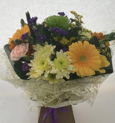 Mothering Sunday Vibrant Bouquet