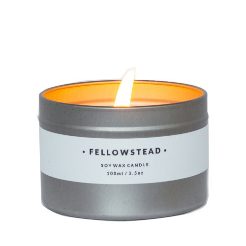 Fellowstead Travel Candle - Clary Sage & Coriander