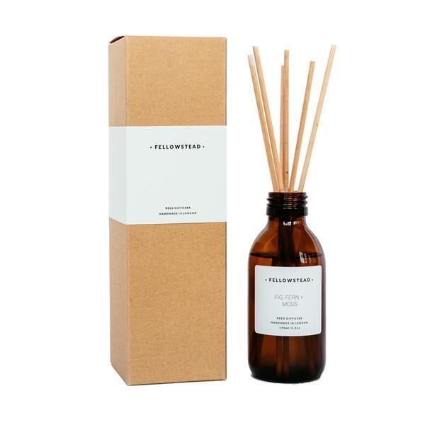 Fellowstead Essential Oil Diffuser - Fig, Fern + Moss
