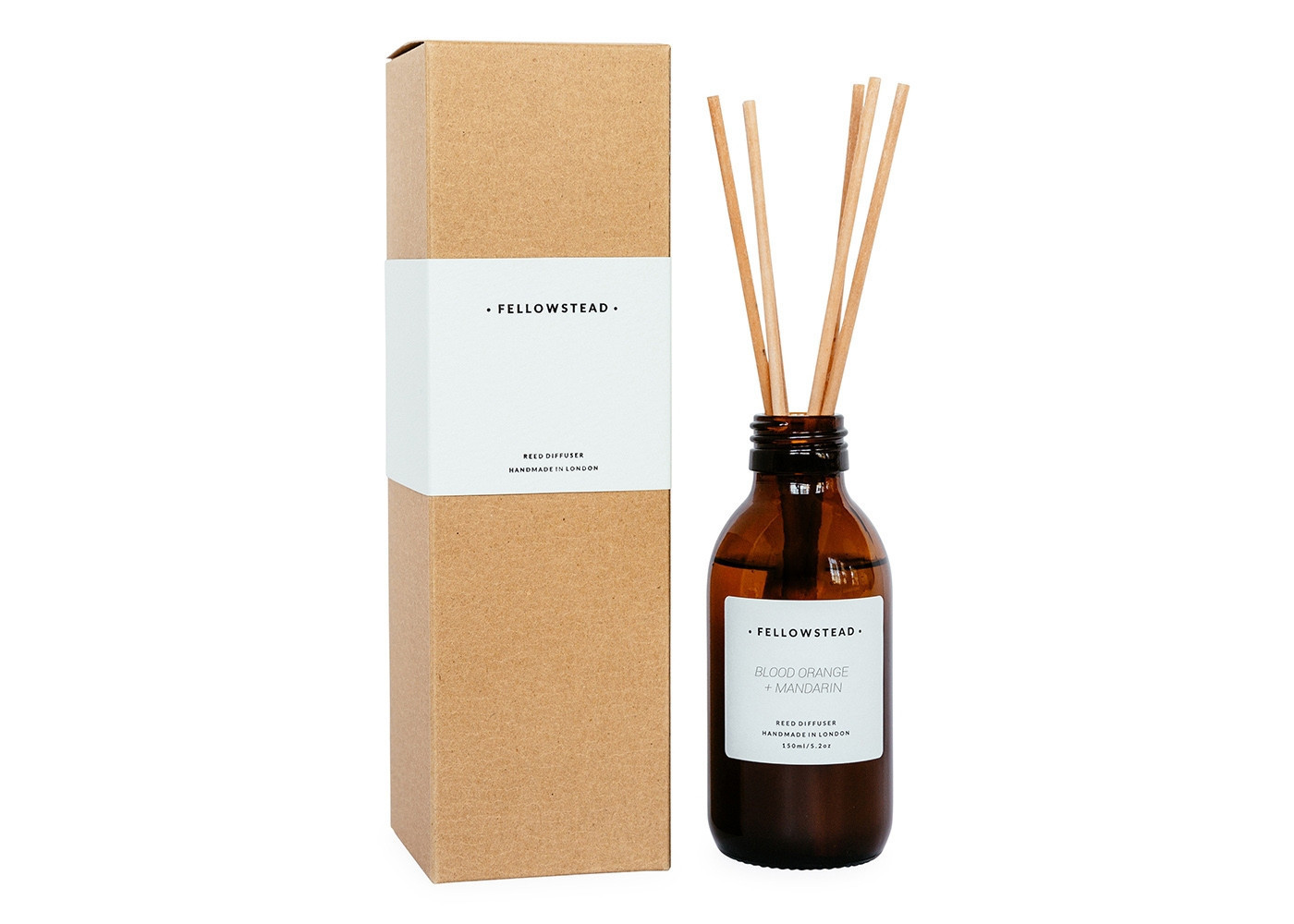 Fellowstead Essential Oil Diffuser - Blood Orange + Mandarin