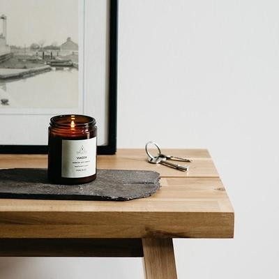 Earl of East Soy Wax Mid Size Candle - Viagem 170ml [6oz]