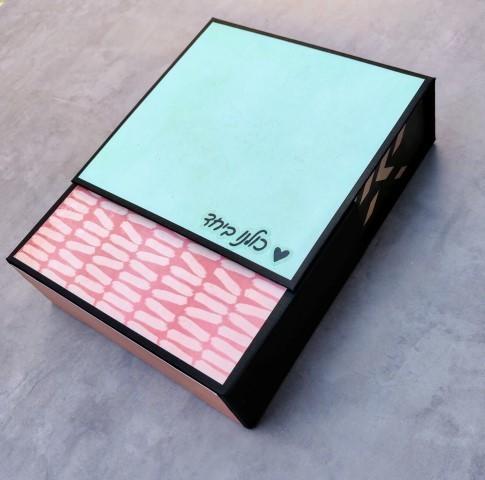 סדנת אלבום בקופסא
