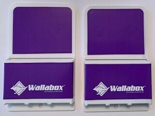 Wallabox® Original Colors 2-Pack SALE: Vivid Violet