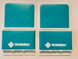 Wallabox® Original Colors 2-Pack SALE: Caribbean Blue