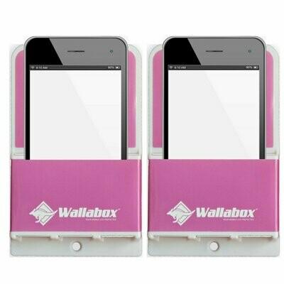 Wallabox® Original Colors 2-Pack SALE: Hot Pink