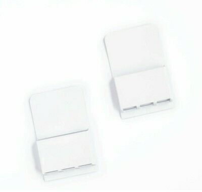 Wallabox® New Design!  2-Pack Set: White