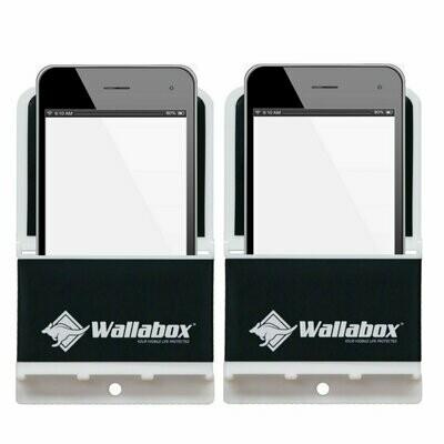 Wallabox® Original Colors 2-Pack SALE: Midnight Black