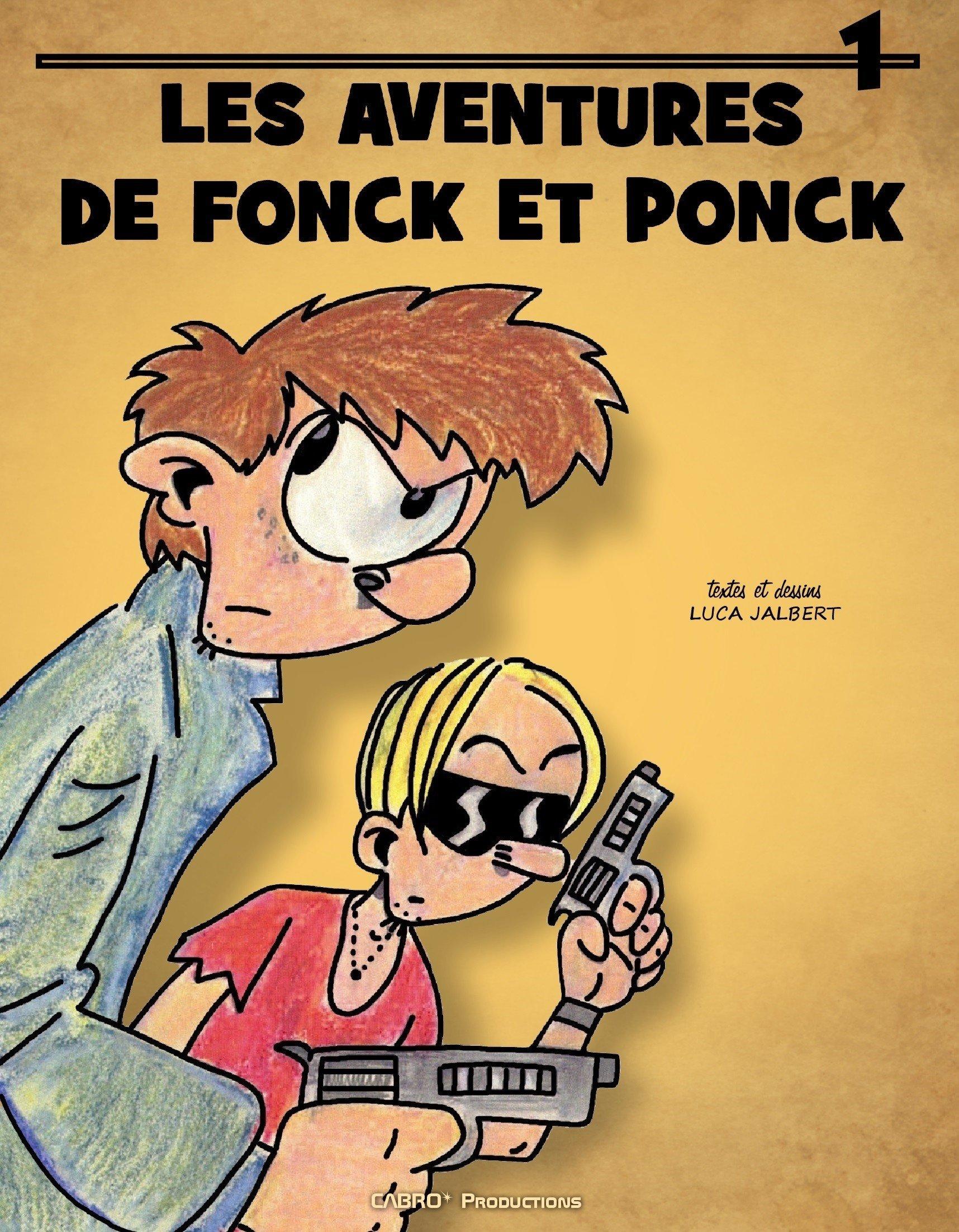Les aventures de Fonck et Ponck afptome1