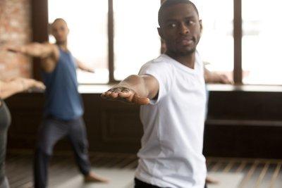 Intermediate-Advanced Yoga