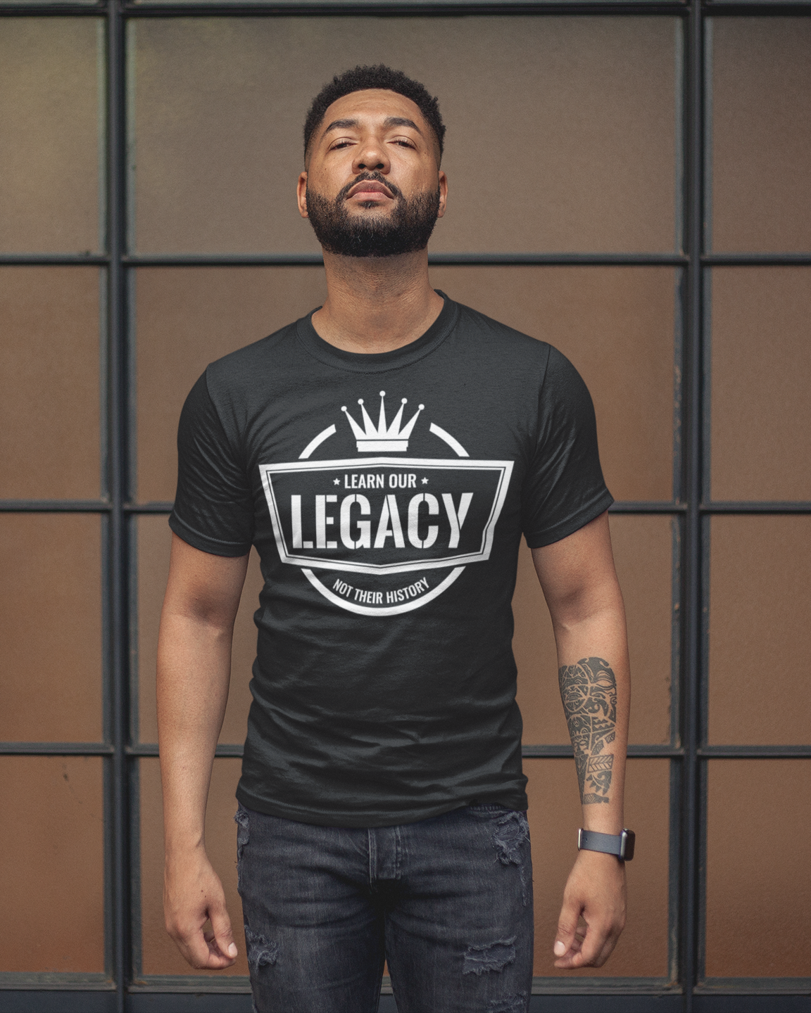 Learn Our Legacy Tee