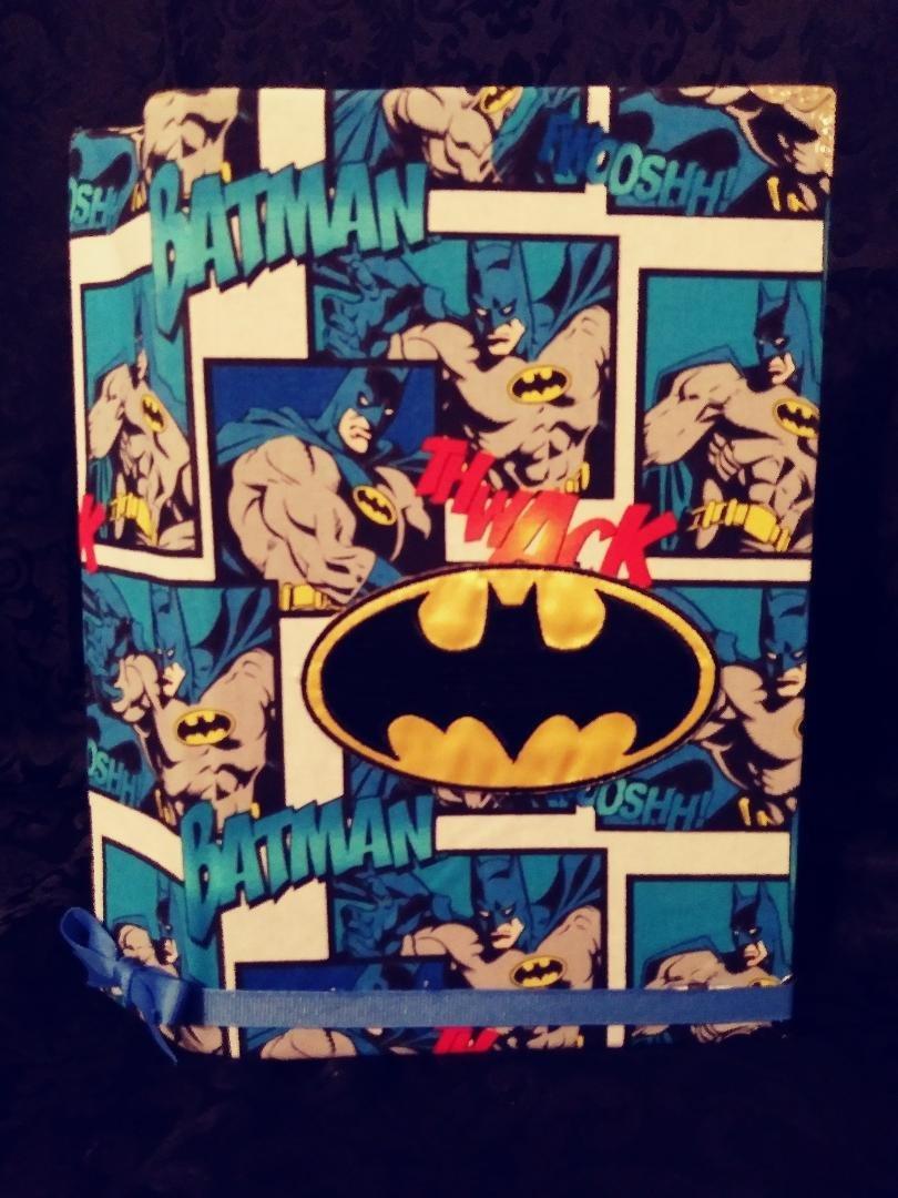 Batman front cover