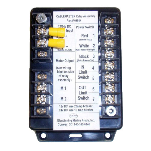 Cablemaster Relay Assembly 04034