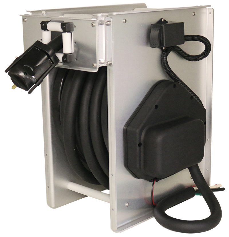 RV Cablemaster - Model CRMA-50 With RV Cable