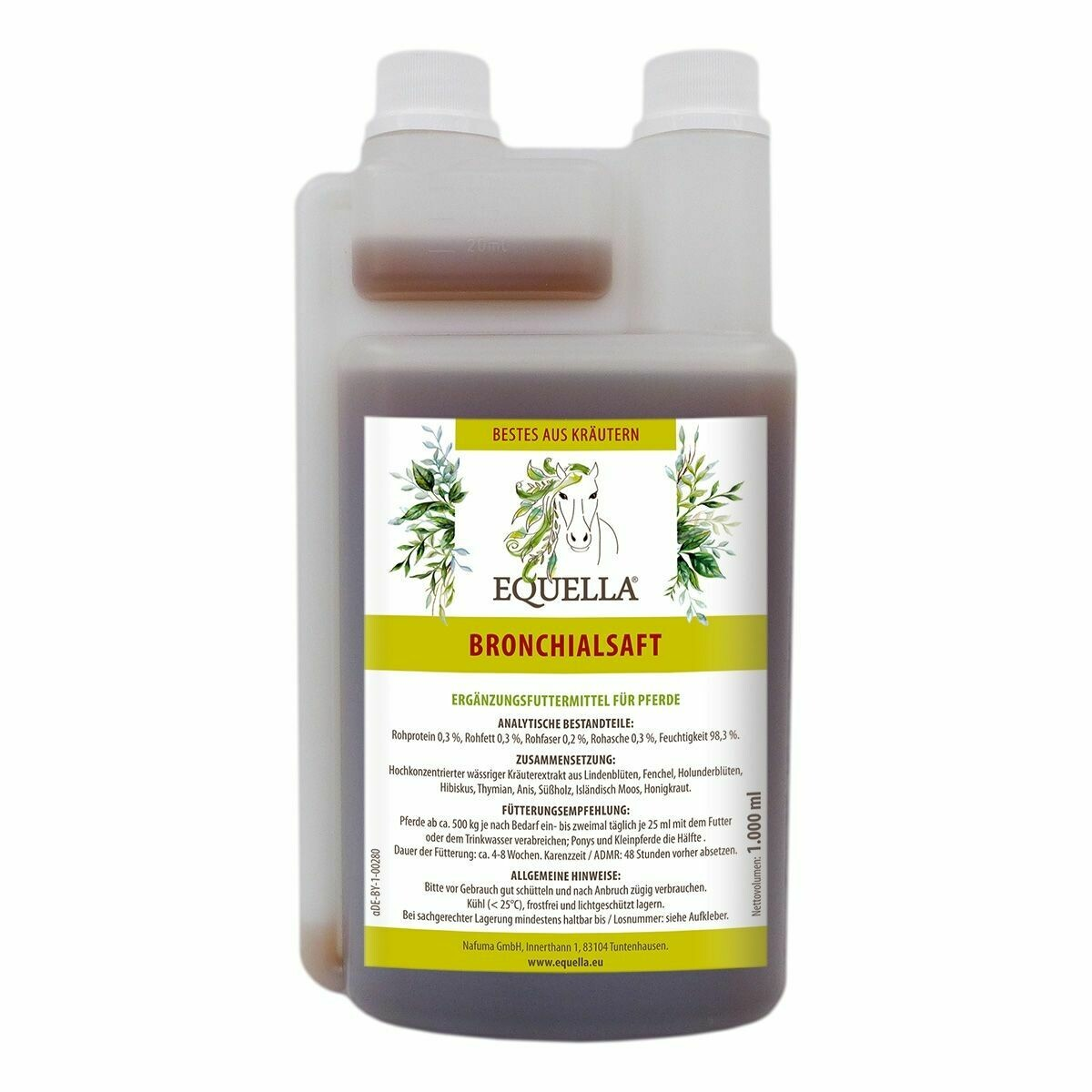 Equella Bronchial Saft