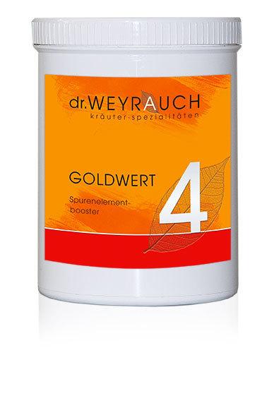 Dr. Weyrauch Goldwert Nr.4 00092