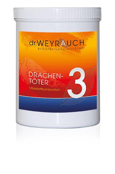 Dr. Weyrach Kräuterspezialitäten Drachentöter Nr.3